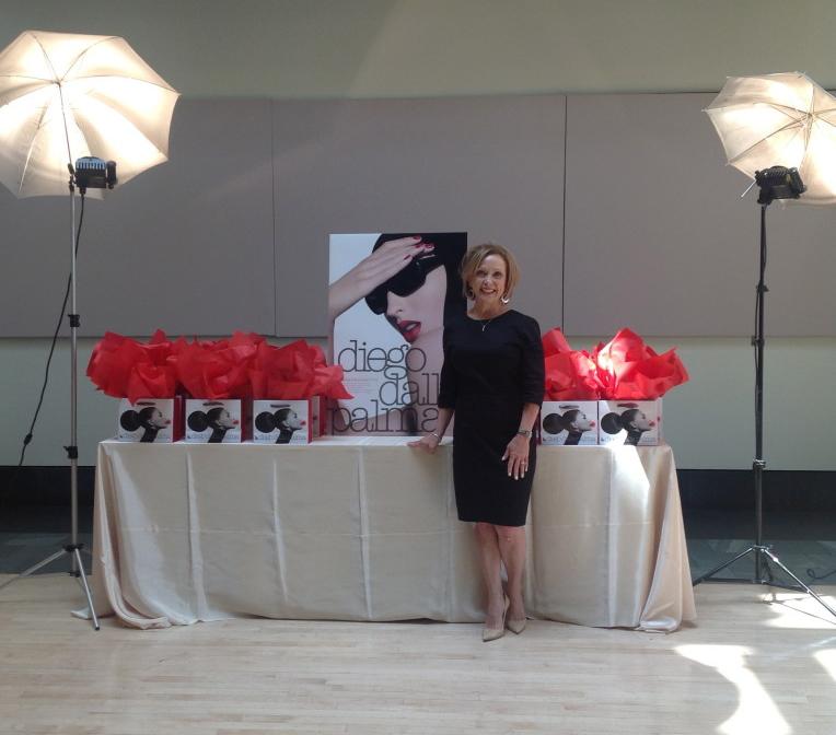 Corporate Presentations & Makeup Workshops
