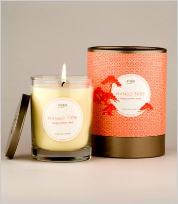 Kobo Candles Mango