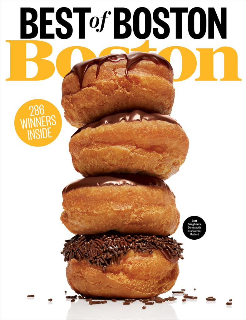 Best of Boston Magazine Cover