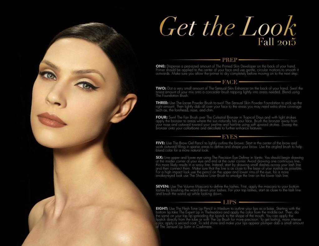 Get This Kevyn Aucoin Fall Look!