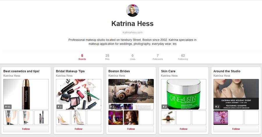 Katrina Hess Pinterest