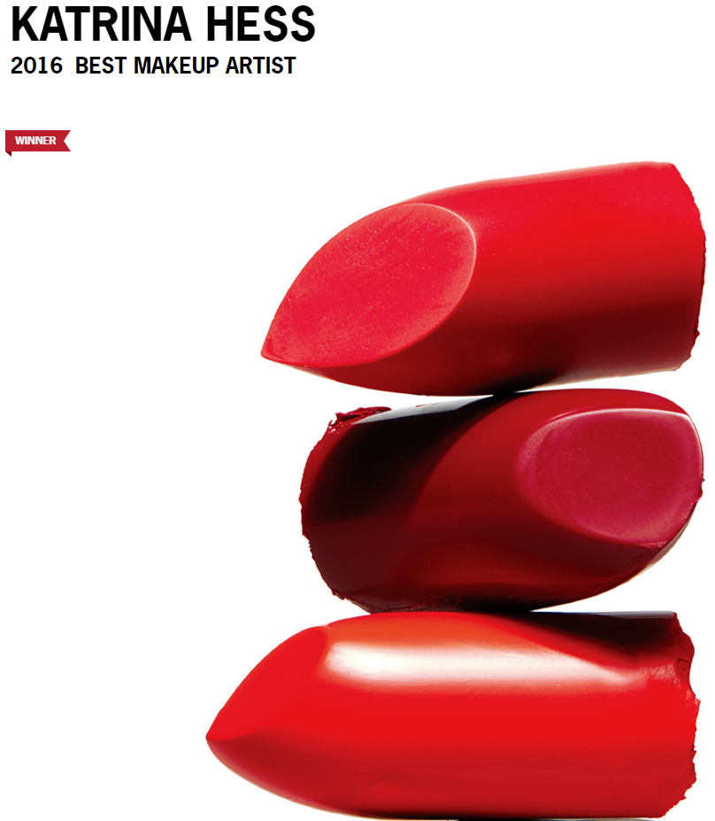 WINNER – Best Of Boston MakeUp Artist 2016!