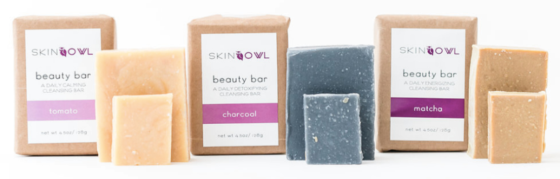 Cleansing Beauty Bar Trio