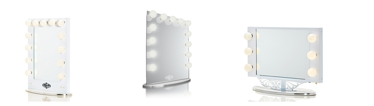 A Great Gift for the Beauty Lover: Vanity Girl Hollywood Mirrors