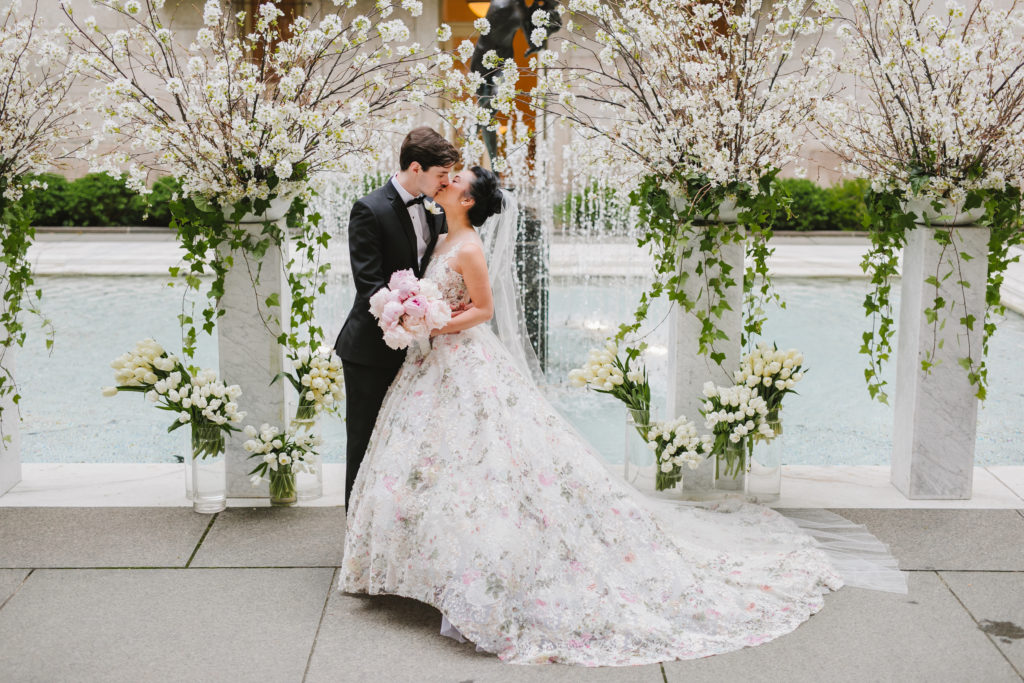 Spring Wedding – A Floral Inspired Affair