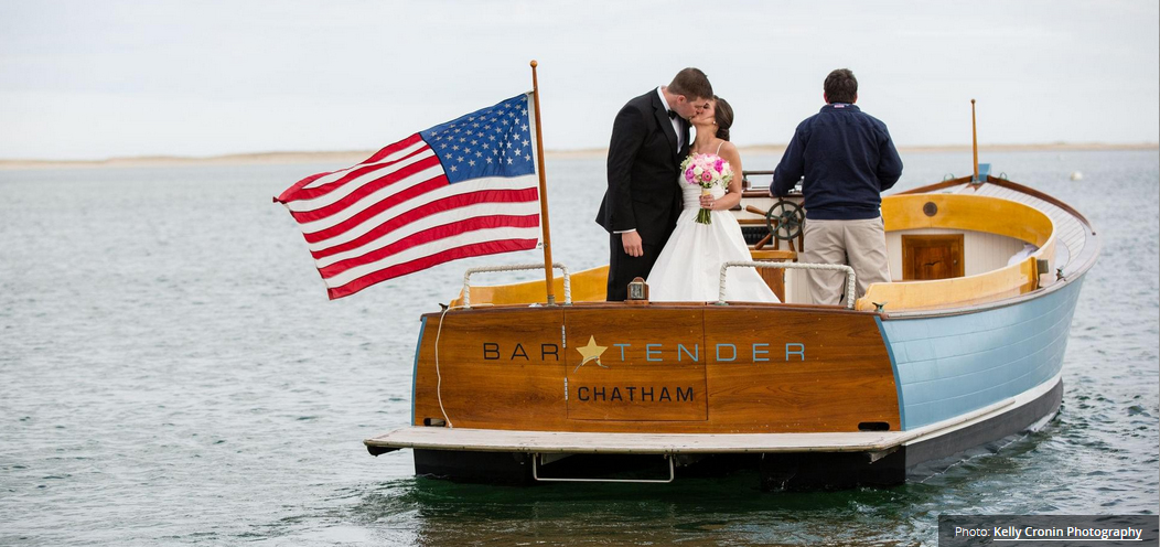 Summer Boston & Cape Cod Weddings