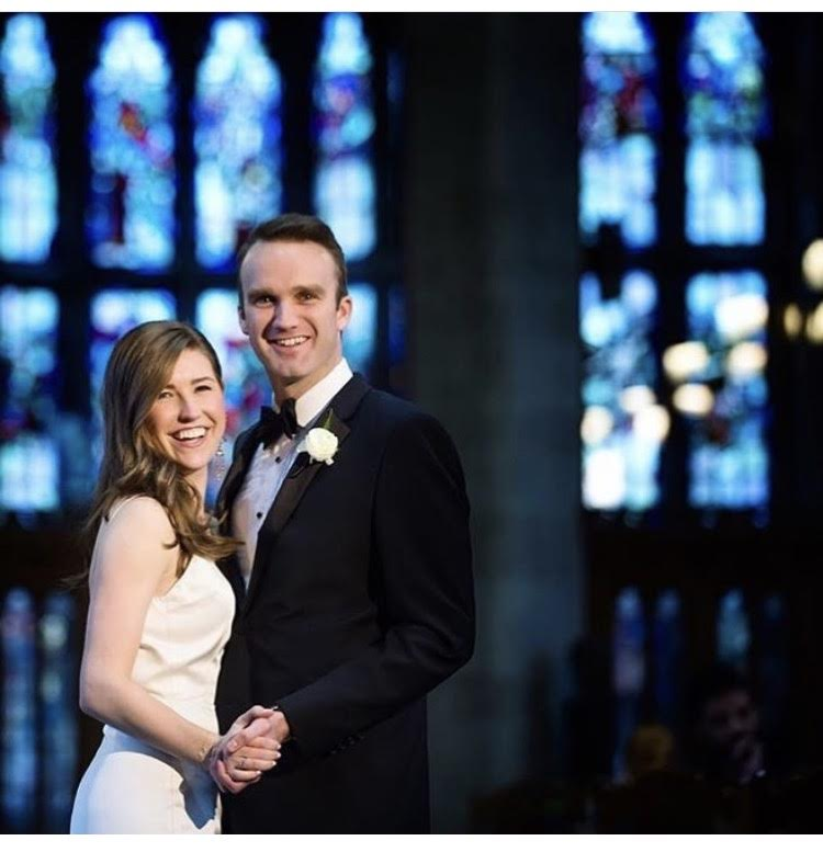 Spring Weddings – Sophie + Christopher