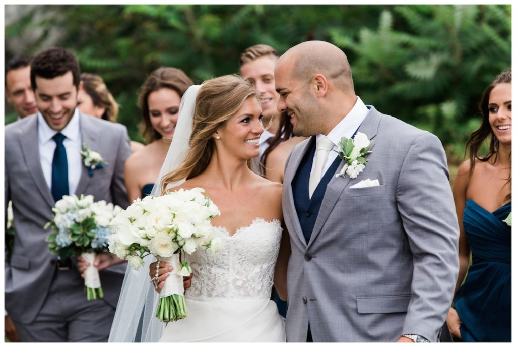 A Spectacular Summer Wedding in Maine