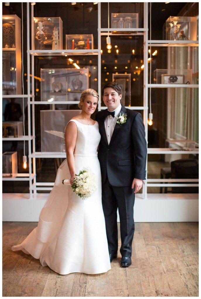 Winter Wedding @ Boston's State Room
