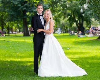 A Four Seasons Wedding