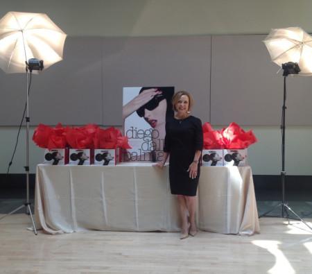 Photograph of Katrina Hess at Corporate event